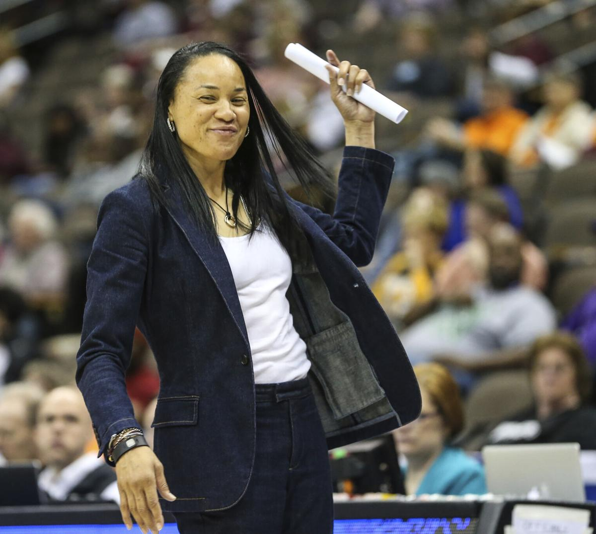 Strong faith, desire to succeed help Dawn Staley overcome challenging year  | South Carolina | postandcourier.com