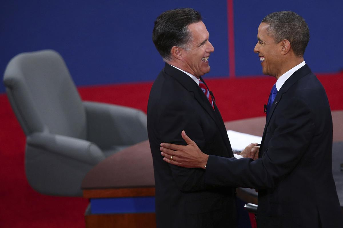 Four debates, two visions