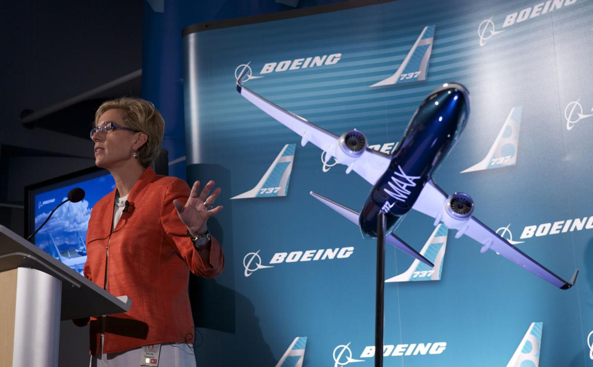 Boeing plans another local plant Factory will assemble 737 MAX engine components