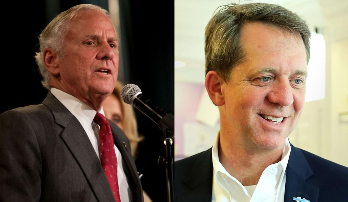Henry McMaster and James Smith (copy)