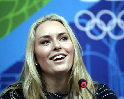Injured Vonn questions if she can race