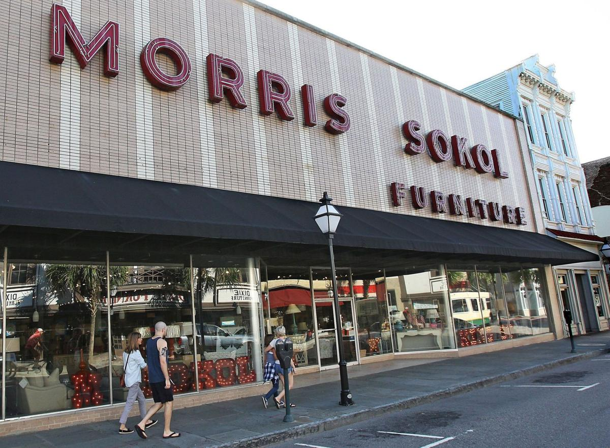 Mix of uses hinted for Morris Sokol site