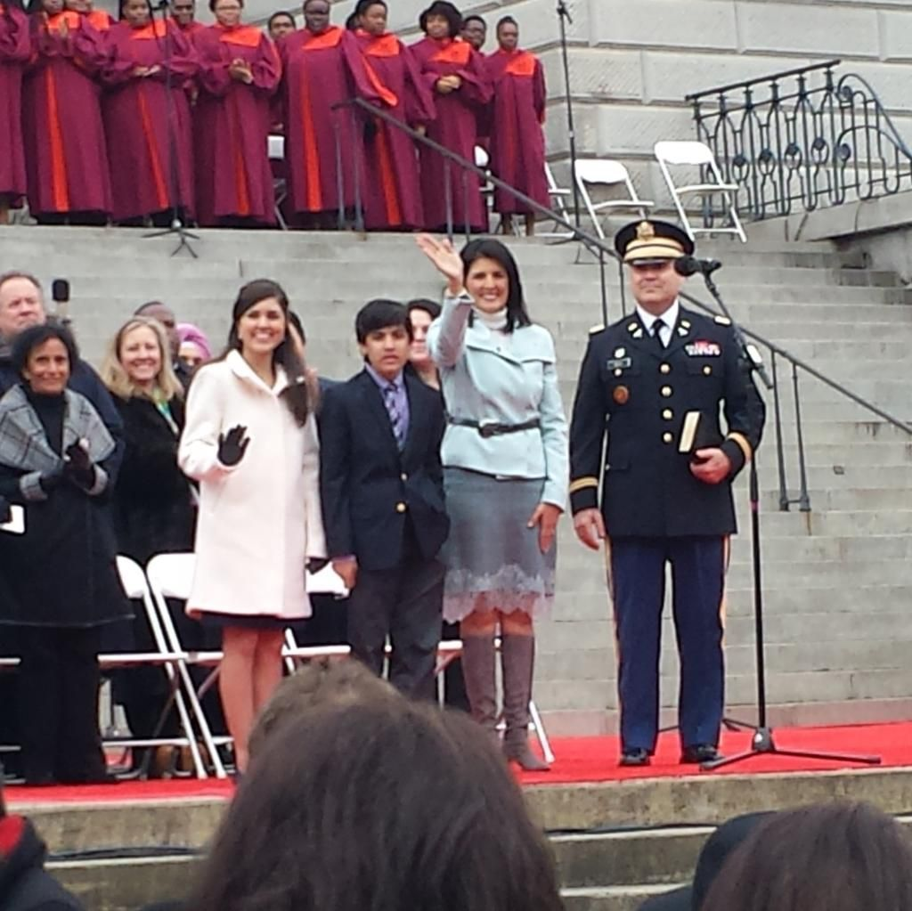 Text of Gov. Nikki Haley's second inaugural address