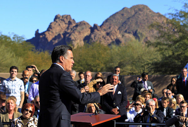 Backers say Romney needs to get tough