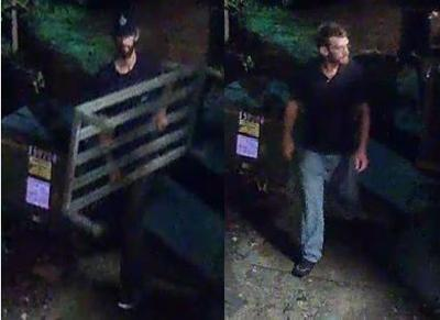 Mount Pleasant police release photos of theft suspects