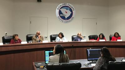 Richland Council considers Paul Livingston as chair