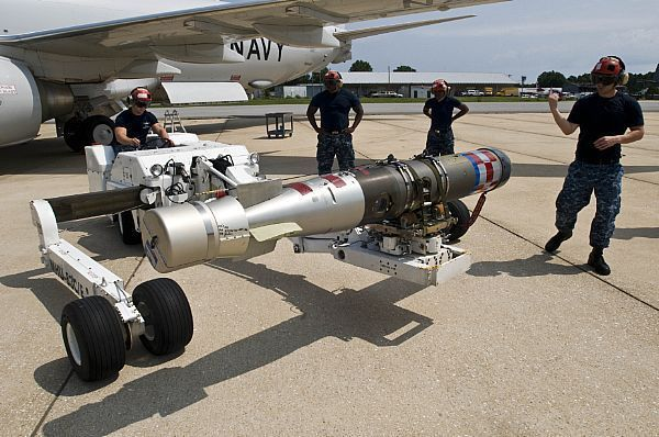 Navy to test torpedoes off South Carolina coast