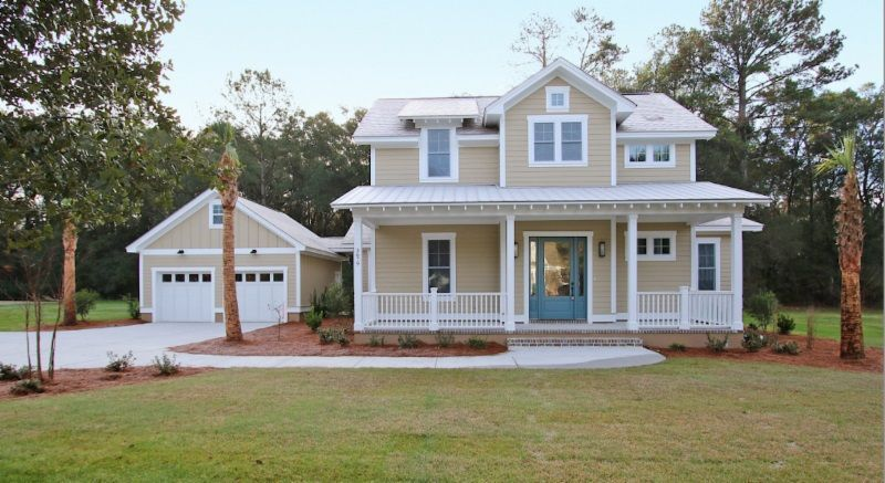 Last home goes up for sale in Johns Island village