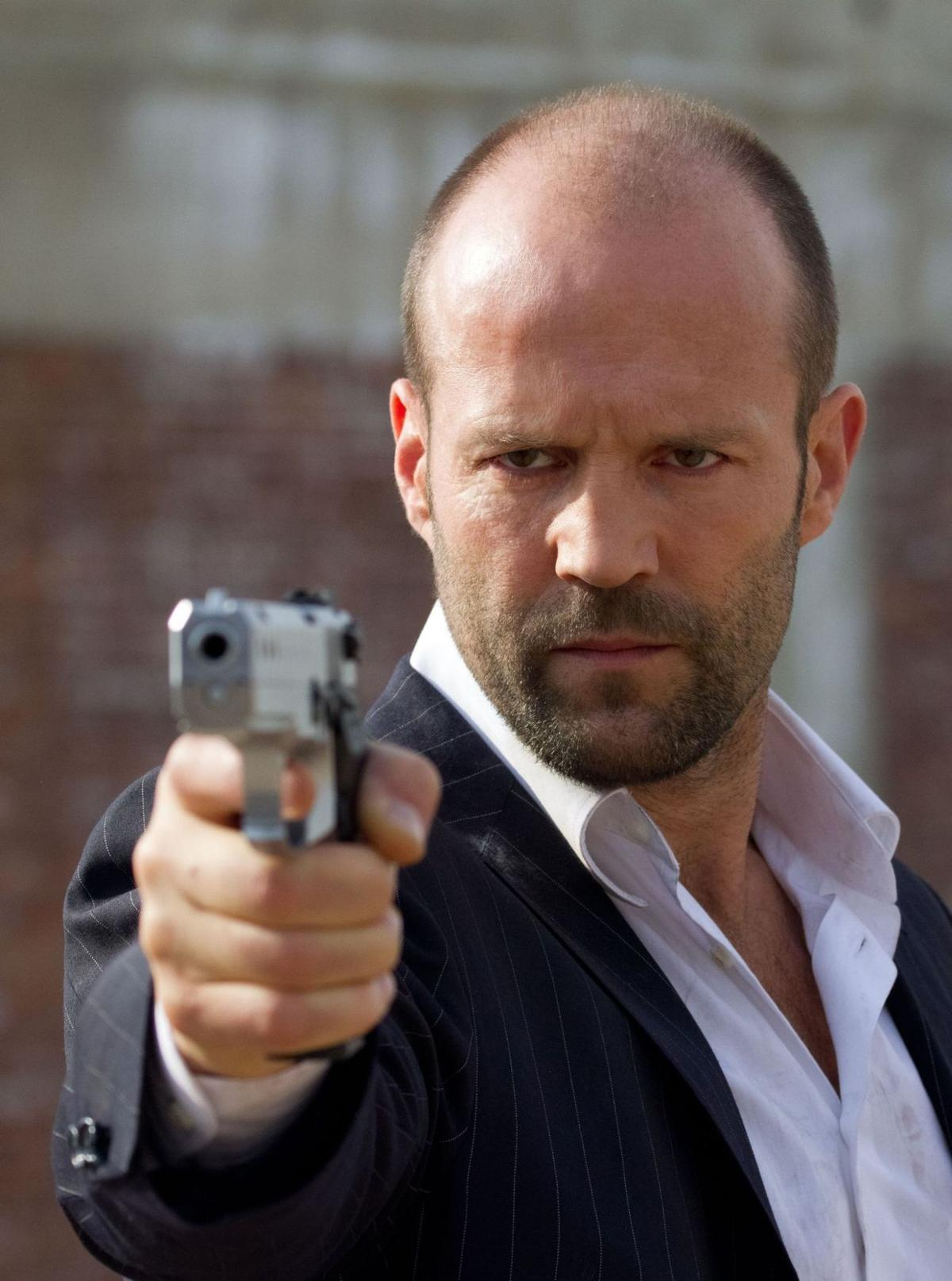 When it comes to action, Statham's a 'Safe' bet