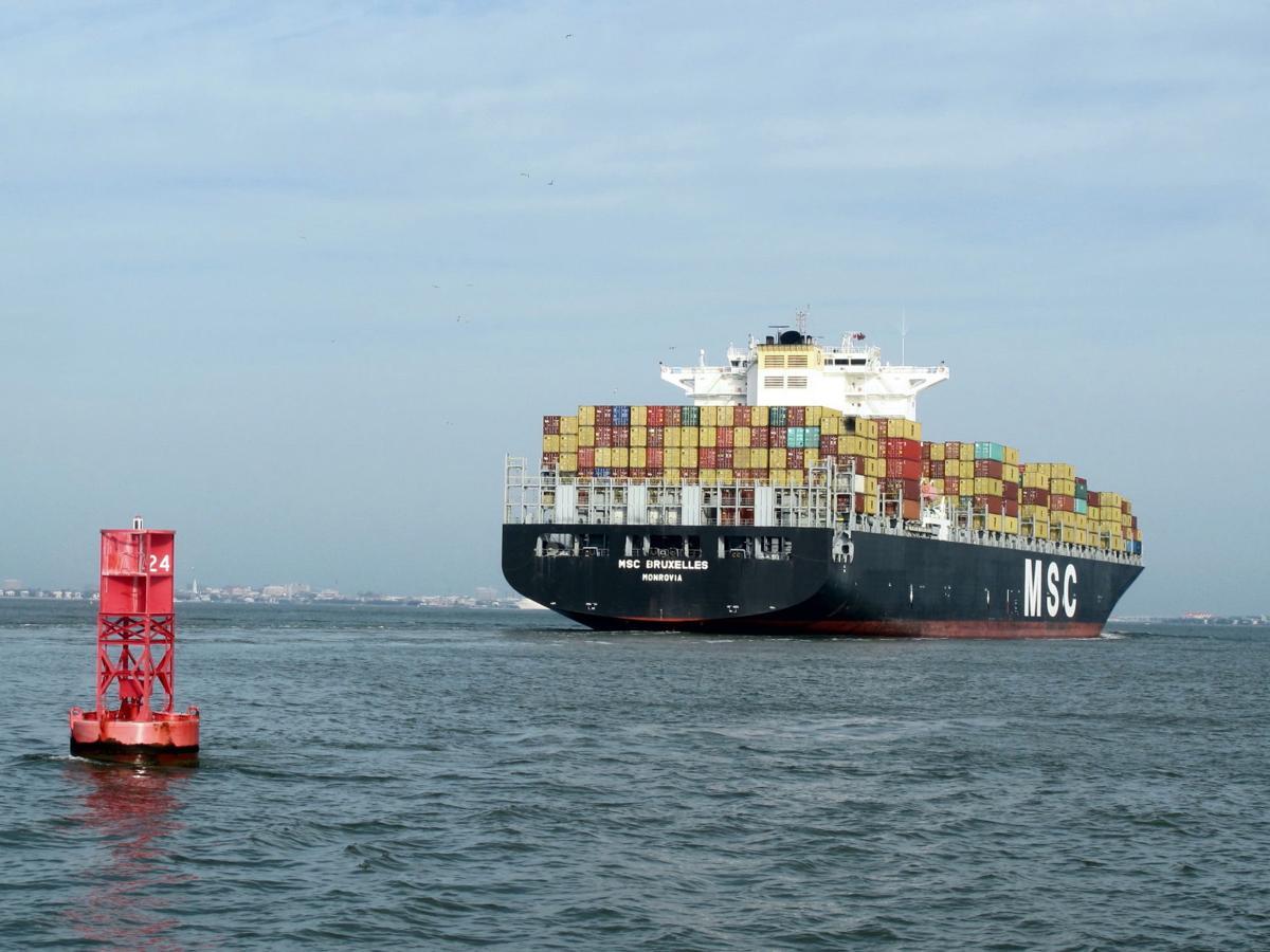 Charleston Harbor dredging included in Obama's budget