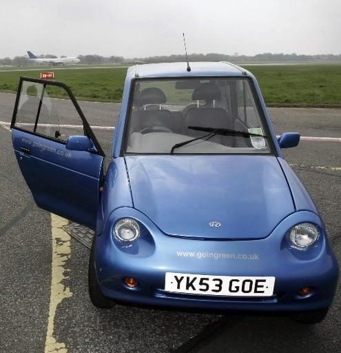 Electric car race heats up