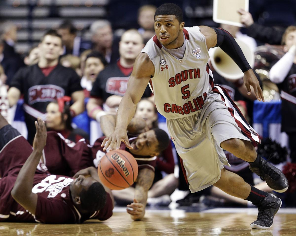 Mississippi State knocks off USC in SEC tournament