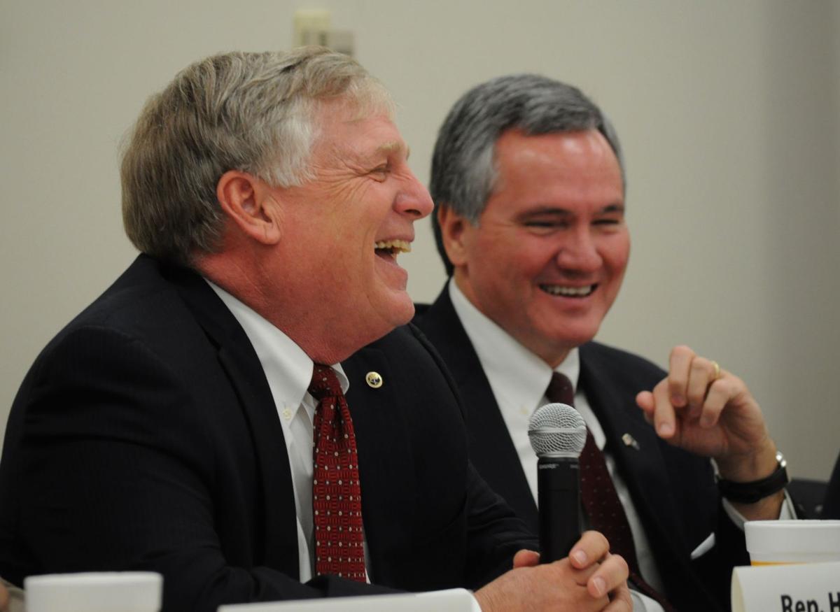Despite probe, Harrell criticism limited