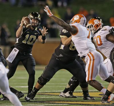 Clemson opponent preview No. 11: Wake Forest, Nov. 21