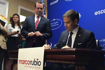 Marco Rubio first to file for South Carolina Republican primary ballot