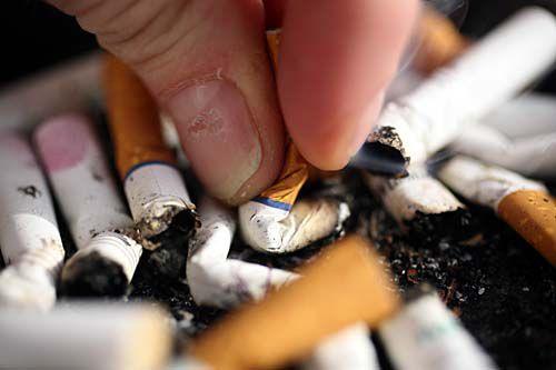 Anti-smoking bill sails through Senate
