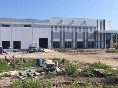 South Carolina industrial park to get 2 new large additions