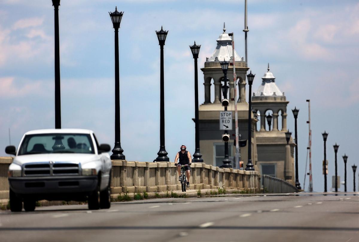 Bridging the bike-access gap