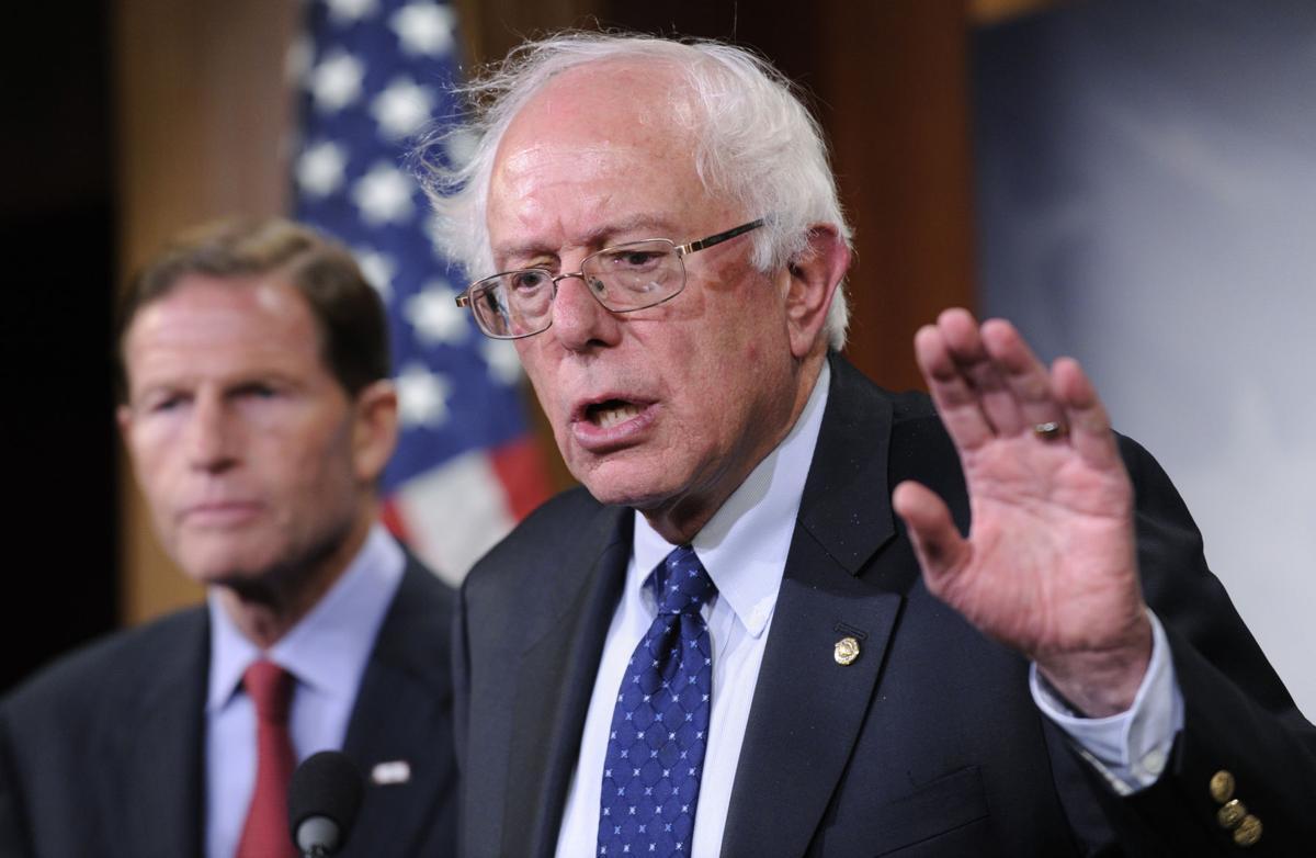 Socialist stirs Dems' 2016 pot