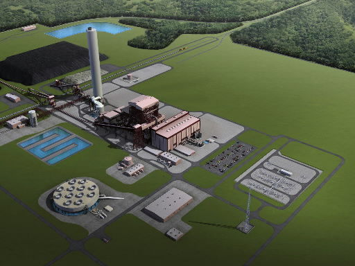 Attorneys general oppose coal plant