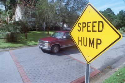 New stop signs, speed humps for Cooper Estates, The Groves
