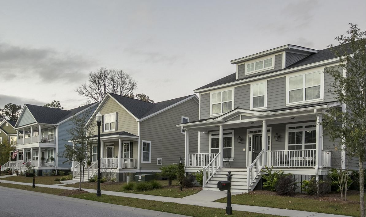 Home Builder Crescent Homes Is Based In Charleston. Provided