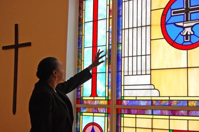 Black churches 'ratcheting up' security