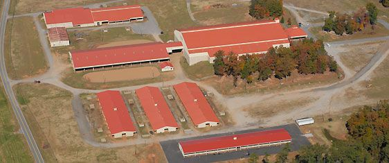 Clemson seeking money to expand its Garrison ag arena