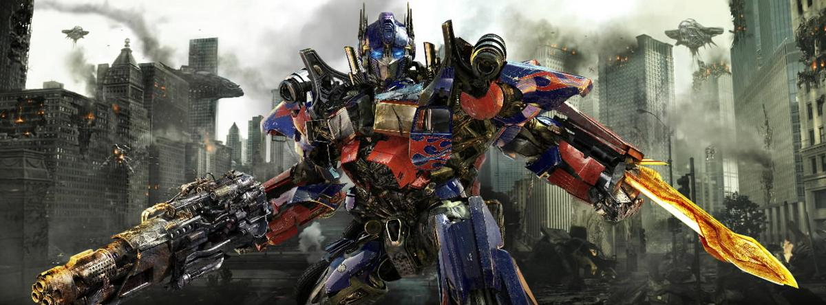 'Transformers: Dark of the Moon'; 'Larry Crowne'