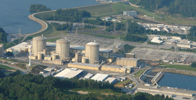 1 reactor shut down at Oconee Nuclear Station