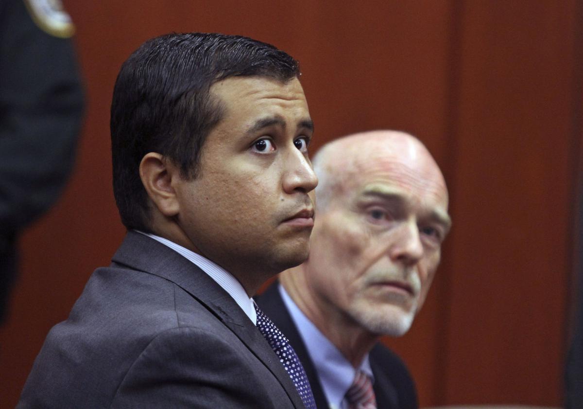 George Zimmerman's bail set at $1 million in Trayvon Martin case