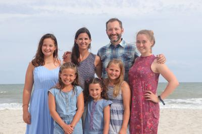 Local family fundraises for adoption of a sibling group