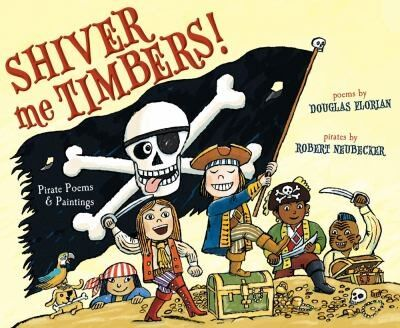 Shiver Me Timbers poetry book
