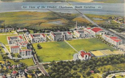 Citadel Postcard