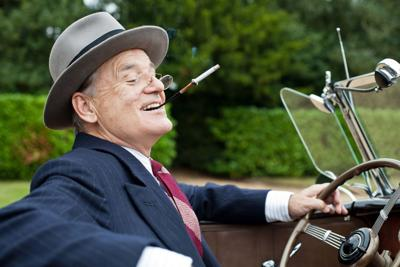 Murray brings his charm to role of FDR 'Hyde Park on Hudson' Bill Murray shines in serious and frivolous moments