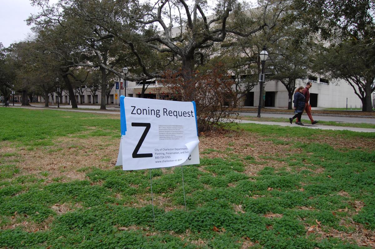 Charleston zoning change would allow bigger hotel near South ...