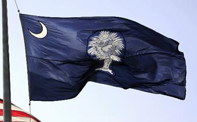 What the heck is that doodad in our state flag?