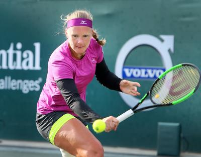 kiki bertens wins trophy, and a new car, at volvo car open | sports