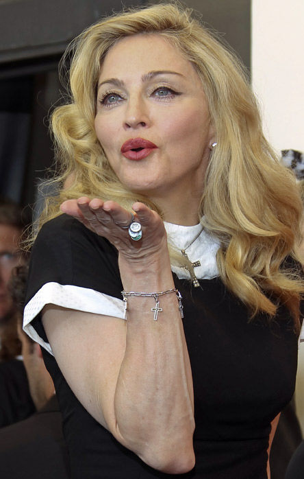 Madonna relates deeply to 'W.E.'