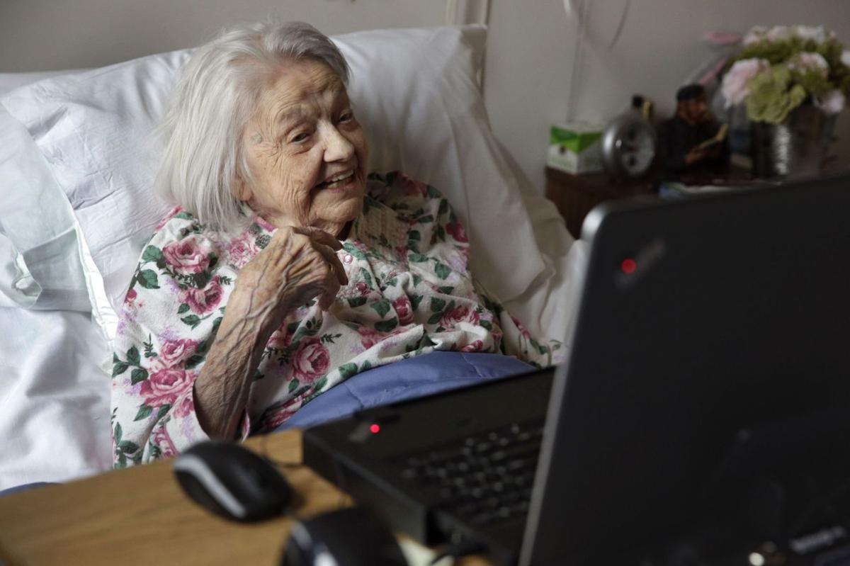 Idea from Sandler film used to soothe dementia patients