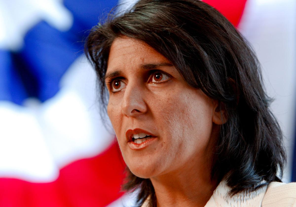 SC House Ethics panel clears Haley of charges