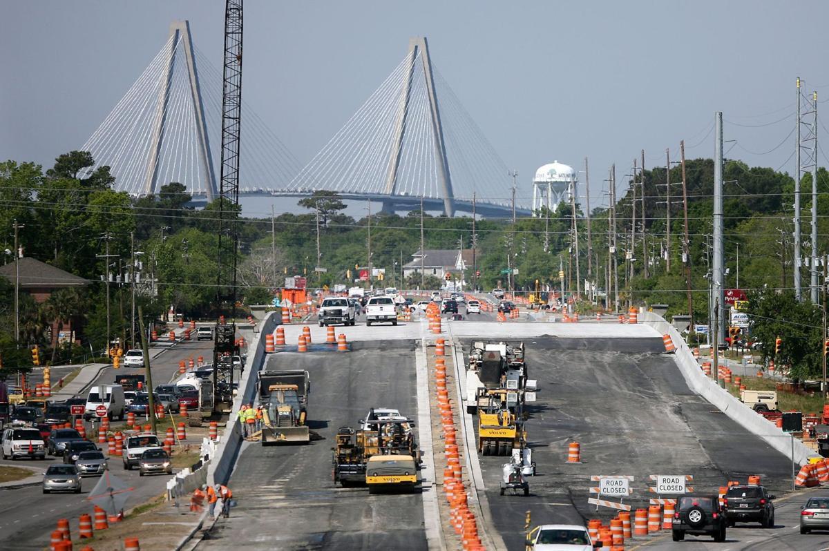 Bowman Road overpass ready