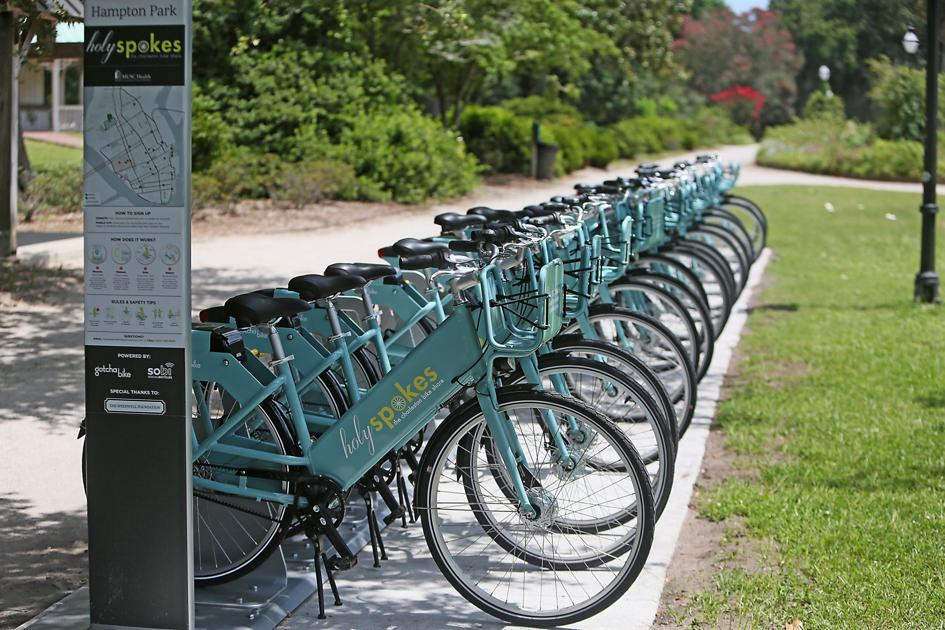 Bike-share program could be on Summerville streets by April