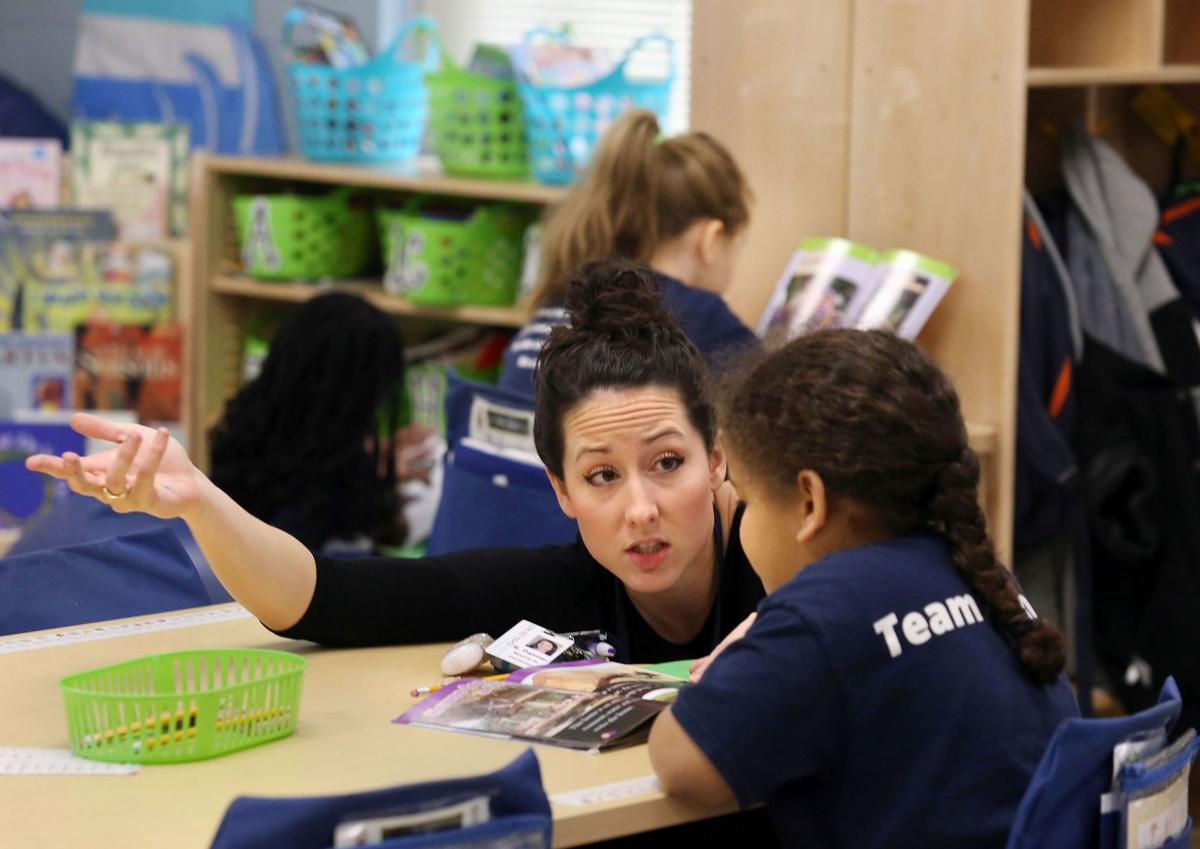 'Grit' pays off as unique school becomes a model