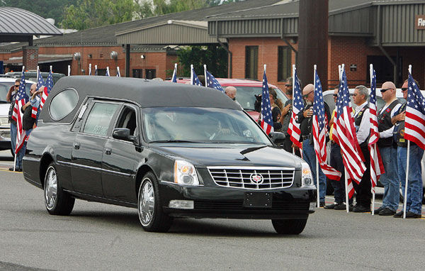 Soldier killed in Afghanistan completes journey from war zone to his grieving family