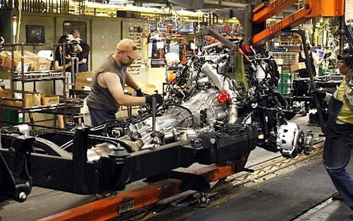 Factories help rev up recovery