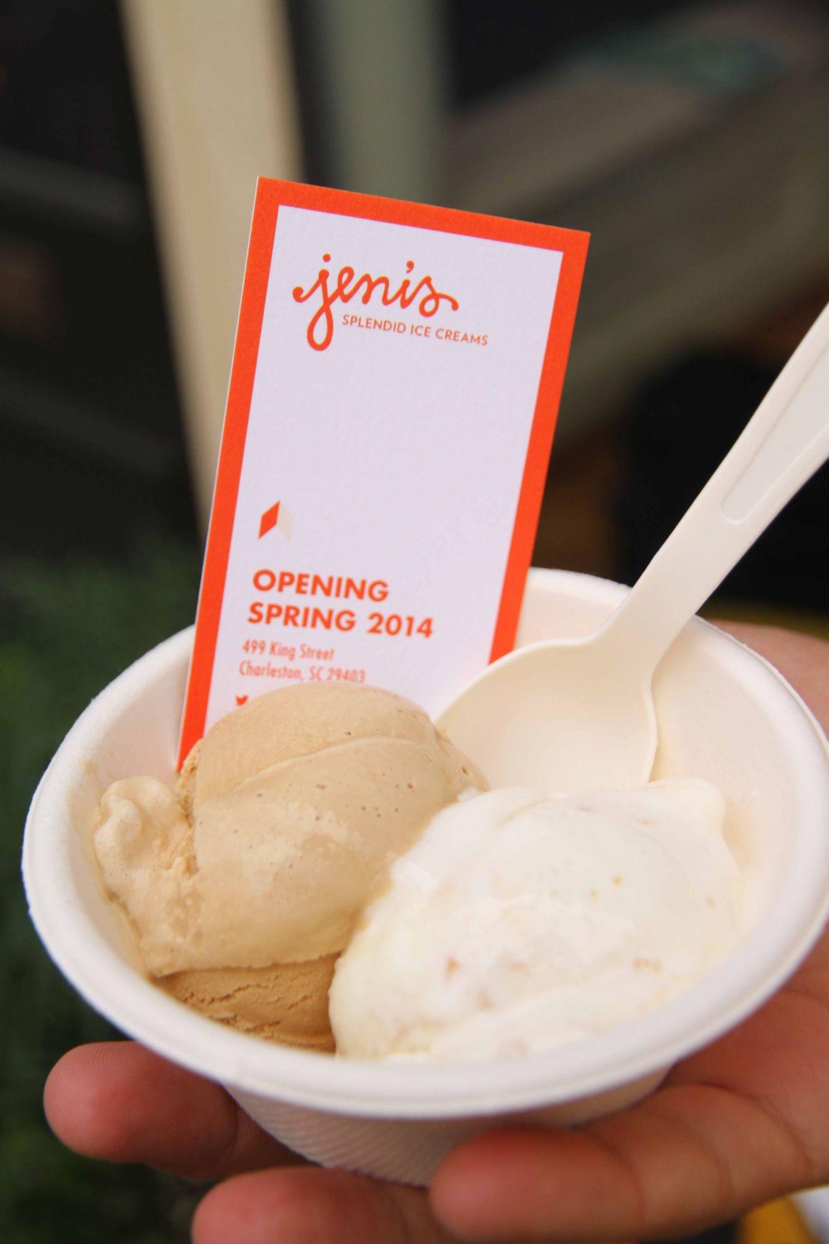 Jeni's Splendid Ice Creams to open in two weeks on Charleston's Upper King St.