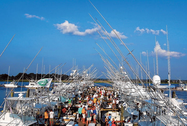 Fishing against the economy: Falling Governor's Cup numbers cause for concern (copy)