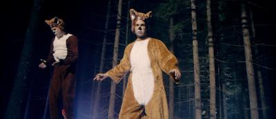 What does the fox say? Ka-ching for Halloween (has video)
