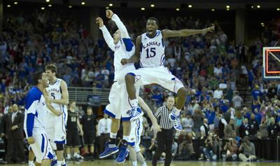 Power conferences dominate Sweet 16